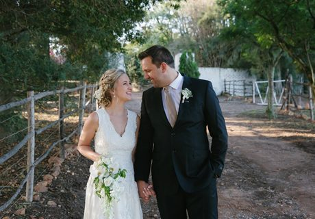 My wedding journey