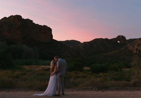 Redstone Hills, Marjo & Pieter